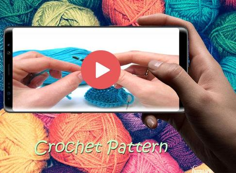 Crochet Tutorial Beginner Kids Vintage Sweater Pro screenshot 1