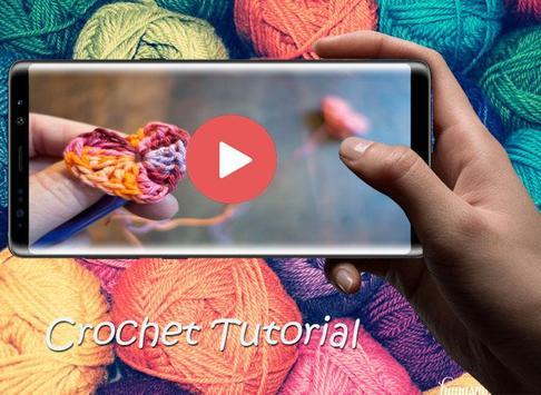 Crochet Tutorial Beginner Kids Vintage Sweater Pro screenshot 2
