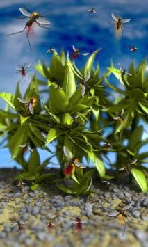 Plants in the wind free lwp apk screenshot