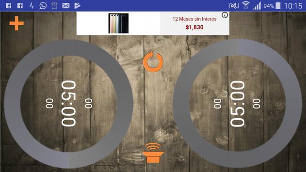 Chess Clock screenshot 8