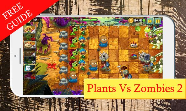Tips:Plants Vs Zombies 2 apk screenshot