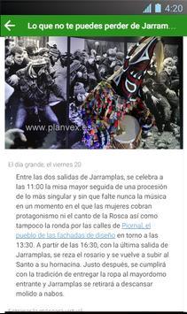 planVE - Extremadura apk screenshot