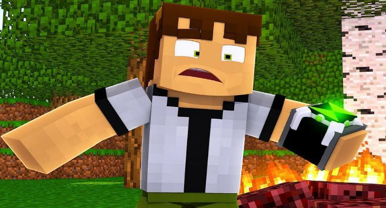 Mod Ben 10 for Minecraft PE for Android - APK Download