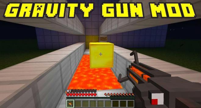 Gravity Gun Mod Affiche