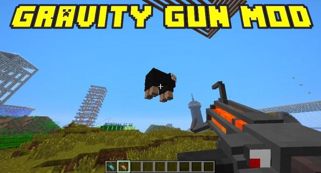 Gravity Gun Mod capture d'écran 1