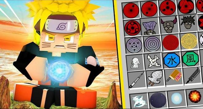 Naruto Mod for Minecraft PE screenshot 1