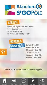 BONS PLANS! StGopole E.Leclerc apk screenshot