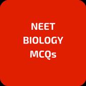 NEET Biology MCQs ikona