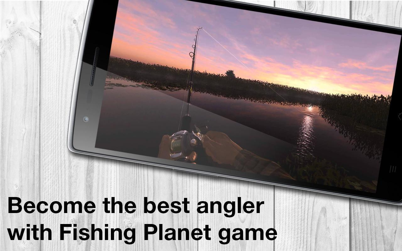 Fishing Planet Simulator for Android - APK Download