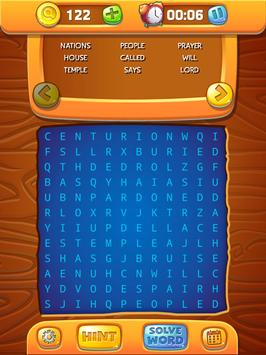 Daily Bible Word Search screenshot 2