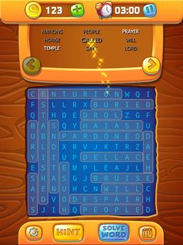 Daily Bible Word Search screenshot 4