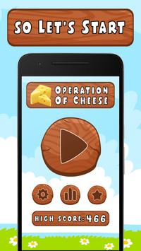 Operation of Cheese poster
