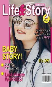 Magazine Cover Photo screenshot 3