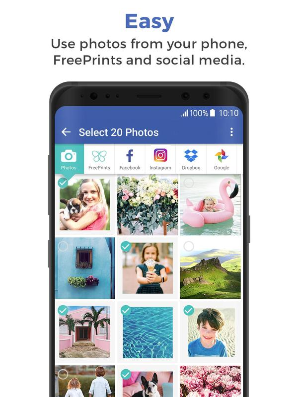 freeprints photobooks free book every month apk download free