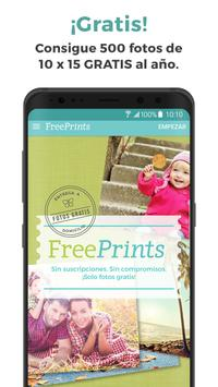 FreePrints - Fotos gratis poster