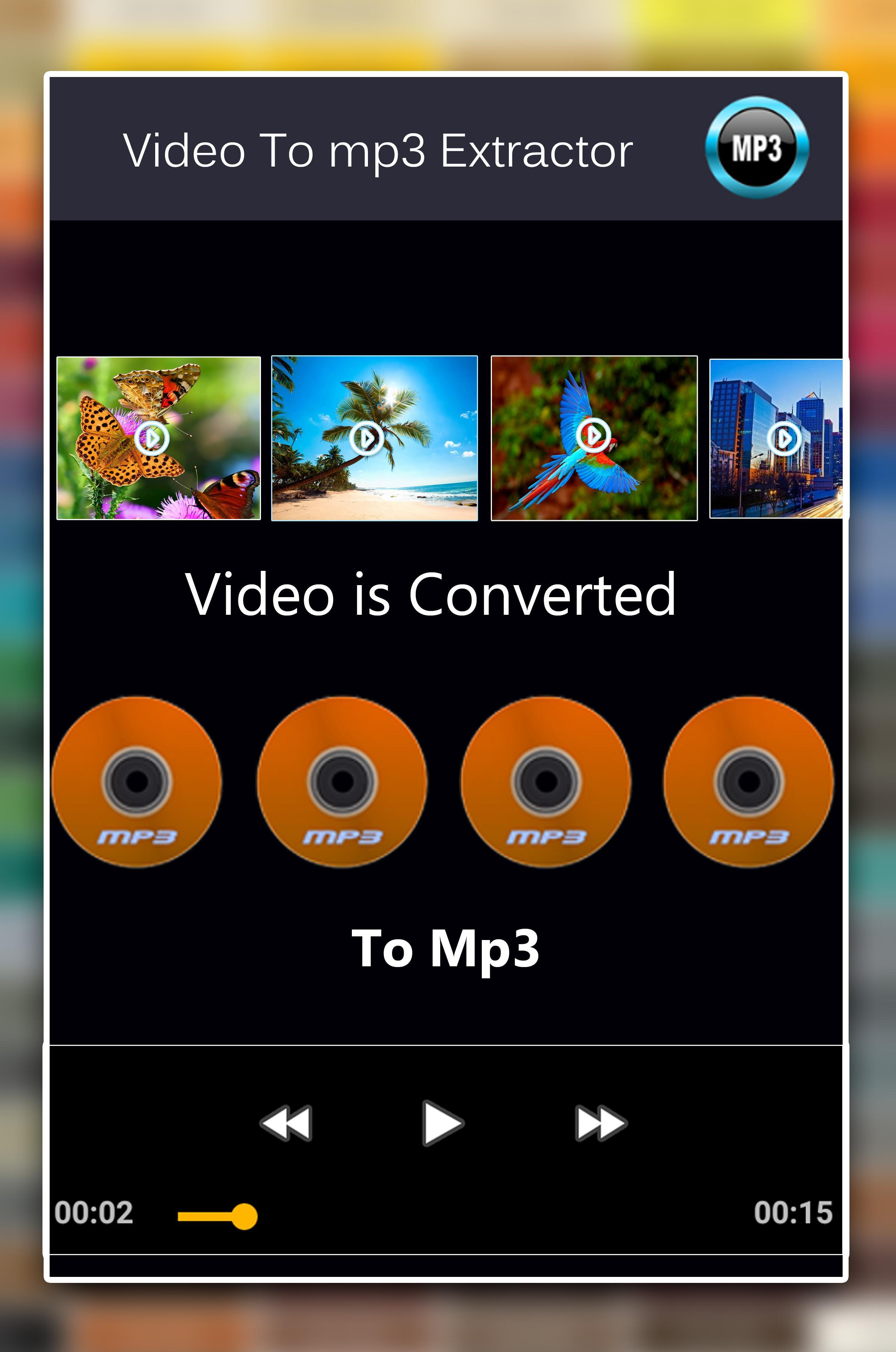 Video to Mp3 Extractor for Android - APK Download