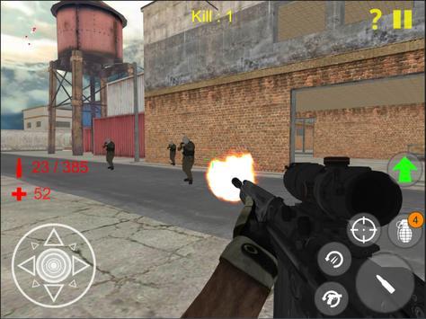 Shooting Strike Mobile Game screenshot 14