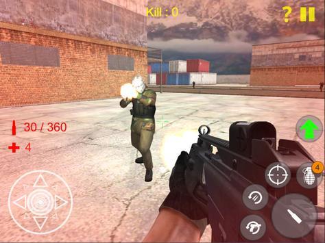 Shooting Strike Mobile Game screenshot 7