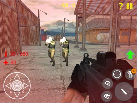 Shooting Strike Mobile Game screenshot 5