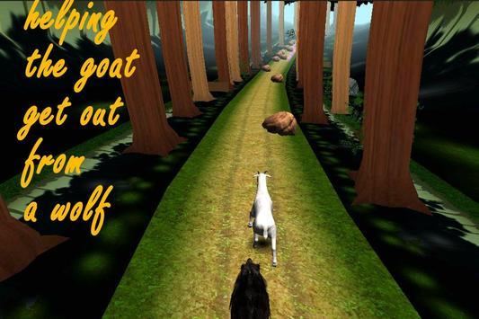 Goat Run poster