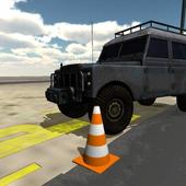 Shanty Car Parking 3D Simulator Game icon