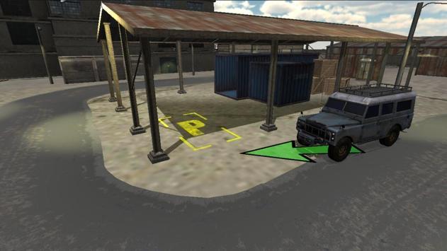 Shanty Car Parking 3D Simulator Game apk screenshot