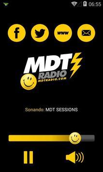 MDT RADIO poster