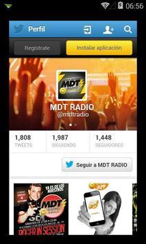 MDT RADIO screenshot 3