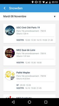 Planète Ciné apk screenshot