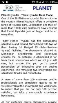 Planet Hyundai screenshot 1