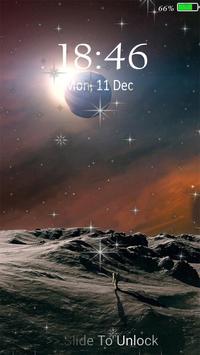 Planetscape 3D live wallpaper screenshot 6
