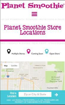 Planet Smoothie by Kahala apk screenshot