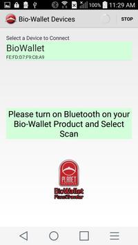 Bio-Wallet poster