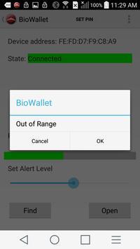 Bio-Wallet screenshot 2
