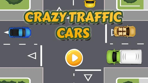 Crazy Traffic Cars poster