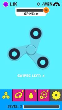 Fidget Metal Spinner apk screenshot