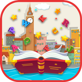 Word Food Quest icon