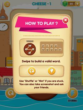Word Food Quest screenshot 12