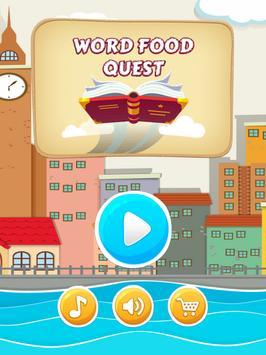 Word Food Quest screenshot 5