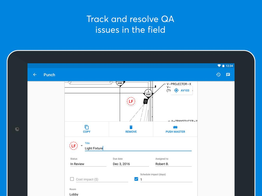 Plangrid Construction Management Punch List Apk Download Free Business App For Android