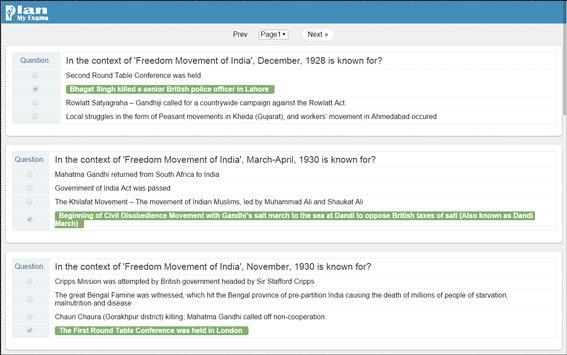 General Knowledge Cur. Affairs apk screenshot