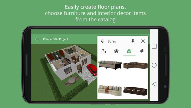 Planner 5D - Home & Interior Design Creator poster