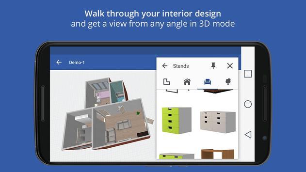 Swedish Home Design 3D poster