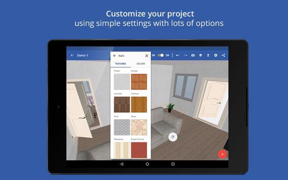 Swedish Home Design 3D screenshot 7