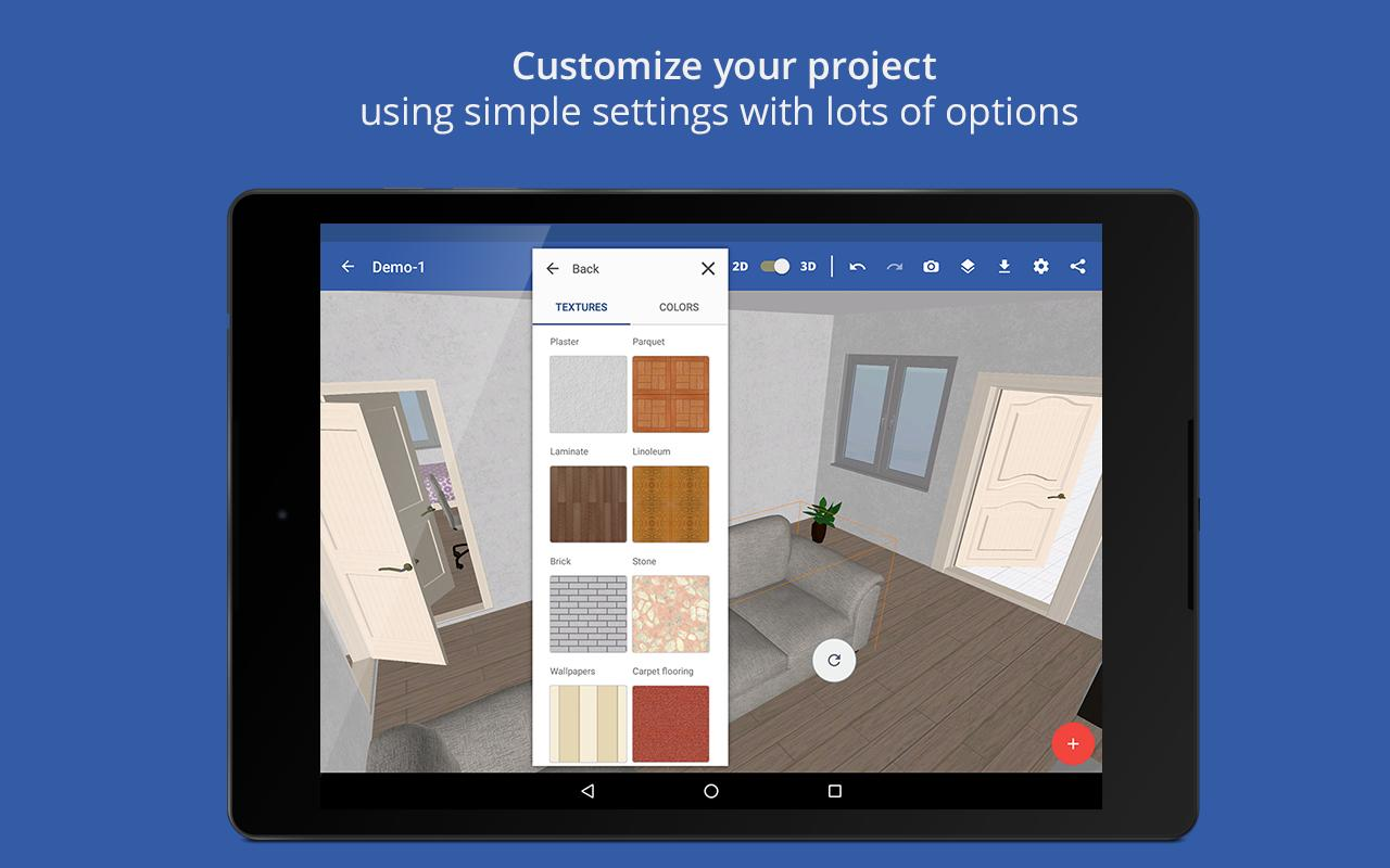 Home planner for ikea for android apk download for Planner cucina gratis