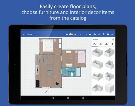 Swedish Home Design 3D screenshot 5