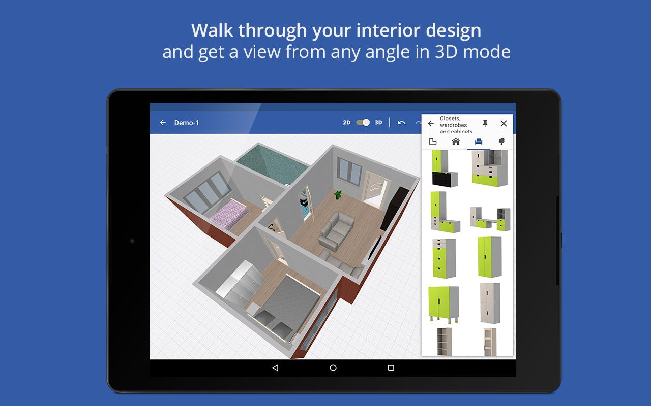 Home planner for ikea apk download gratis produktivitas for Planner cucina gratis