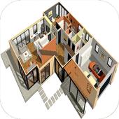 Planner 3D Home Design icon