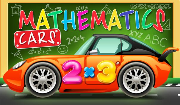 Mathematics cars children screenshot 8