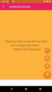 Leadership Quotes screenshot 4